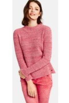 Sweter z półgolfem Czerwony XXS(115902316)