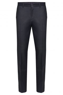 Super 120s Pants Anzughosen Businesshosen Blau LINDBERGH(114156580)