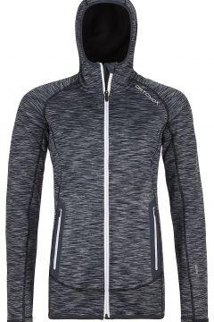Ortovox Space Dyed Hooded Fleece Jacket zwart(117451533)