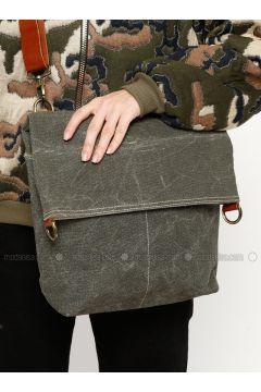 Khaki - Shoulder Bags - Ottobags(110318528)