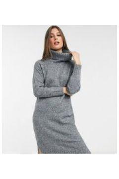 New Look Tall - Vestito dolcevita grigio scuro(122121018)