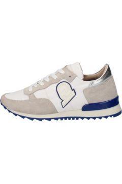 Chaussures Invicta sneakers blanc textile daim AB57(115393808)