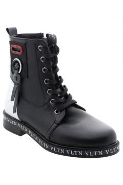 Ayakland Despina 410 Siyah Günlük Termo Taban Kadın Bot Ayakkabı(110929979)
