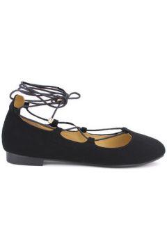 Ballerines Cendriyon Ballerines Noir Chaussures Femme(115424841)