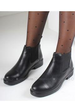 Black - Boot - Boots - İnan Ayakkabı(110336831)
