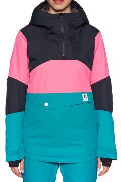 Wear Colour Homage Anorak Damen Snowboard-Jacke - Enamel Blue(119429847)