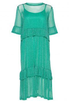 Ananda Dress Maxikleid Partykleid Blau RÉSUMÉ(114163746)