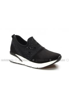 Black - Sport - Sports Shoes - Fast Step(110317604)