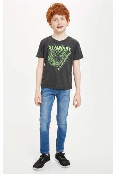 DeFacto Erkek Çocuk Slim Fit Jean Pantolon(119060896)