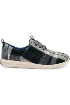 Chaussures Toms Plaid Women\'s Del Rey Sneaker(115626592)