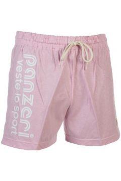Short Panzeri Uni a rose jersey short(127854406)