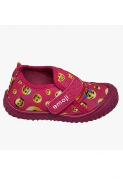 GEZER Emoji Kız Erkek Çoçuk Ev Yürüyüş Günlük Spor Ayakkabı Pembe(116838277)