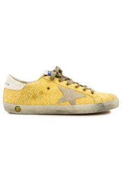 Sneaker Glitter Stern Rauleder Superstar(112328776)