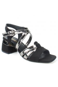 Wizyon Kadın Mules Alçak Topuklu Ayakkabı Arkası Açık Küt Burun Süet(116843650)