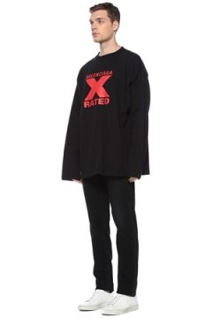 Balenciaga Erkek TSHIRT Kırmızı M EU(115894345)