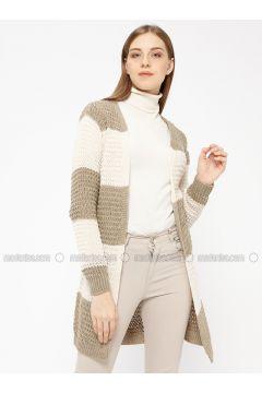 Minc - Stripe - Acrylic -- Cardigan - Meliana(110331019)