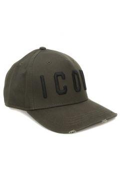 Dsquared2 Erkek Icon Haki Şapka EU(121299480)