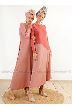 Powder - Crew neck - Unlined - Dresses - Muni Muni(110313155)