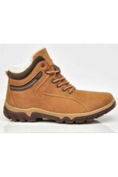 Pantofelek24.pl | Wysokie buty trekkingowe z ociepleniem CAMEL(112082754)