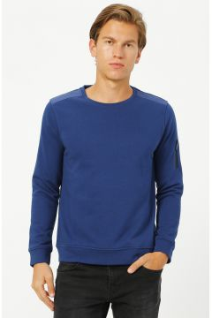 Network Lacivert Sweatshirt(121863993)