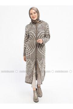 Minc - Multi - Acrylic -- Cardigan - Dadali(110335565)