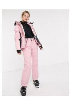 Surfanic - Glow 10K-10K - Pantaloni da sci rosa(120358129)
