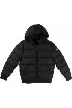 Manteau enfant Karl Lagerfeld Doudoune noire(115466043)