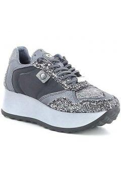 Chaussures Cetti Baskets en cuir à plateau(115447652)