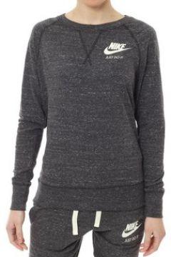 Sweat-shirt Nike W Nsw Gym Vntg Crew Felpa Grigia(98458115)