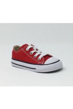 Chaussures Converse Kids CONVERSE CTAS OX ROUGE(88527398)