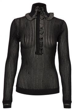 Shirt Sweater Strickpullover Schwarz HOPE(114153190)