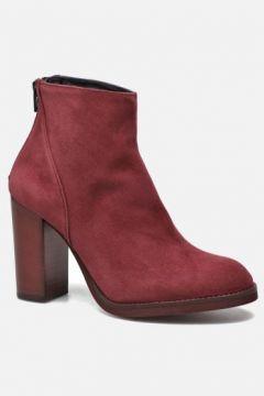 Minelli - Orka - Stiefeletten & Boots für Damen / weinrot(111573193)
