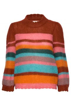 Savage Sweater Strickpullover Bunt/gemustert ODD MOLLY(114155632)