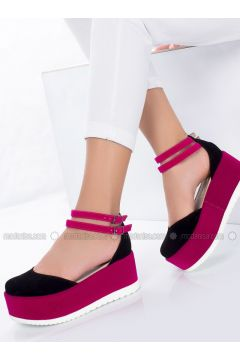 Black - High Heel - Shoes - Ayakkabı Havuzu(110322077)