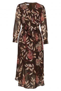 Dress Woven Fabric Kleid Knielang Bunt/gemustert GERRY WEBER(114165031)