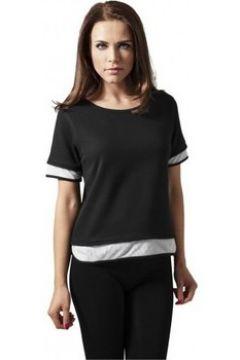 T-shirt Urban Classics T-shirt empiècements mesh(127966406)