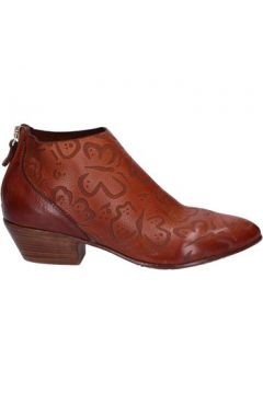 Boots Moma bottines marron cuir AB421(115393832)