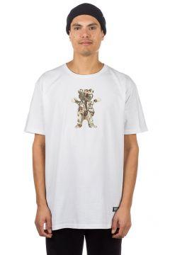 Grizzly Terrain OG Bear T-Shirt wit(85177624)