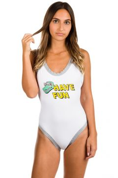 RVCA Real Talk Swimsuit wit(85170510)