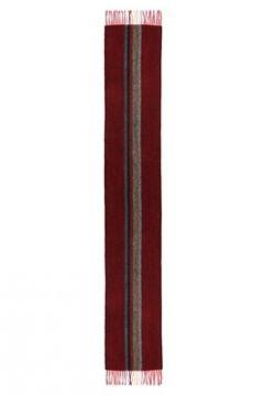 Paul Smith Erkek Kırmızı Şerit Detaylı Kaşmir Atkı EU(126243413)