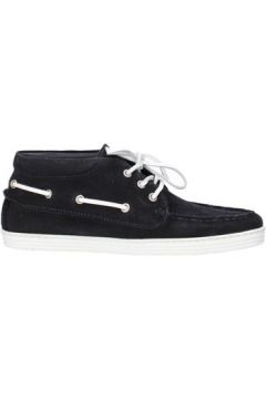 Boots Docksteps bottines bleu daim AG845(115393547)