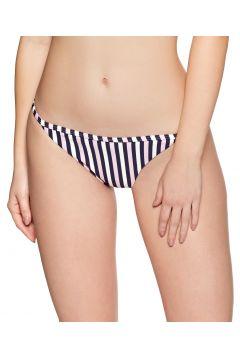 Jack Wills Midgrove String Bikiniunterteil - Pink Navy Stripe(100265392)