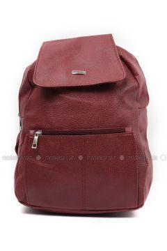 Maroon - Shoulder Bags - Sapin(110326391)
