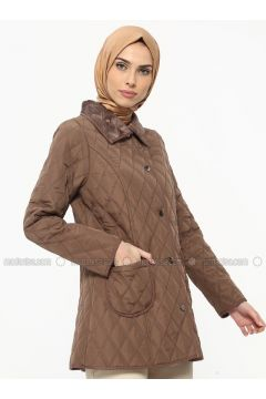 Minc - Unlined - Point Collar - Coat - ECESUN(110322444)