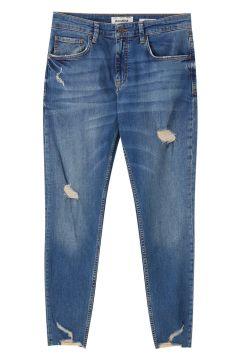 Jeans im Skinny-Fit mit Rissen(109106748)