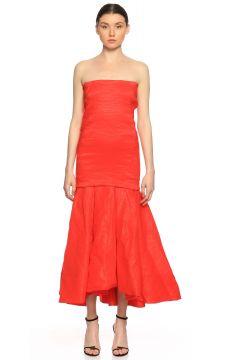Donna Karan-Donna Karan Kırmızı Etek(125823088)