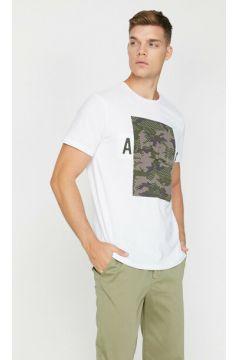Koton Erkek Yazili Baskili T-Shirt(113409282)