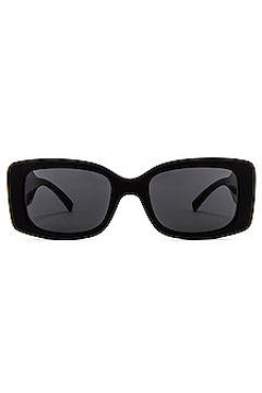 Солнцезащитные очки box logo rectangle - VERSACE(115061268)