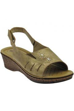 Sandales Inblu Sandalo classic Talon compensé(127859725)