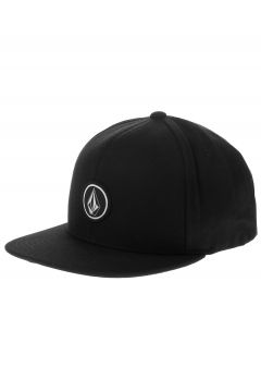 Volcom Quarter Twill Cap zwart(85178322)